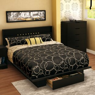 Top Holland Queen Storage Platform Bed by South Shore Reviews (2019) & Buyer's Guide