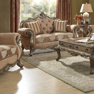 Welling Traditional Loveseat by Astoria Grand SKU:AA238119 Guide