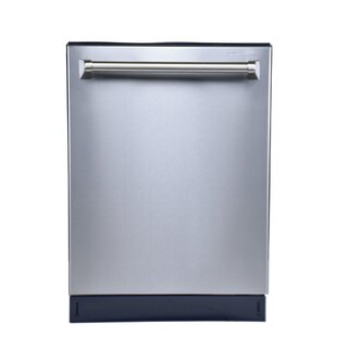 24'' 46 dBA Built-In Dishwasher by Hallman Industries