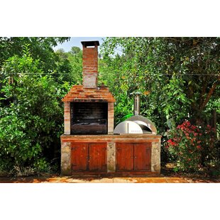 Wood Fired Pizza Oven By Symple Stuff