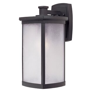 Read Reviews Ina 1-Light Outdoor Wall Lantern (Set of 4) By Latitude Run
