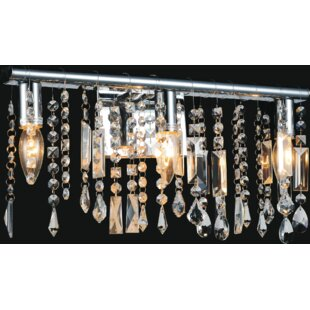 CWI Lighting Janine 3-Light Vanity Light