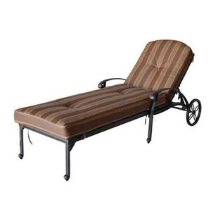 Darby Home Co Kristy Chaise Lounge