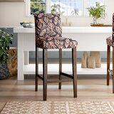 Cheswick 31 Bar Stool by Bungalow Rose