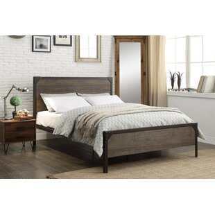 Peralta Bed Frame By Williston Forge