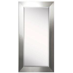 Bahamas Silver Wall Mirror