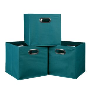 Mint Green Storage Bins | Wayfair