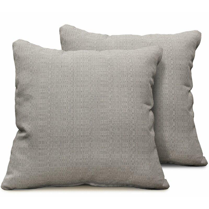 Breakwater Bay Alday Indoor Outdoor Throw Pillow Reviews Wayfair