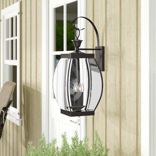 Lark Manor Vieux 4-Light Outdoor Wall Lantern