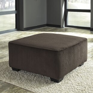 Parthena Oversized Accent Ottoman by Red Barrel Studio