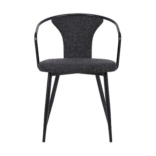 Alani Upholstered Dining Chair by Wrought Studio Comparison
