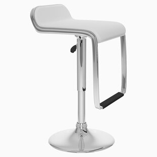 Incredible Modern Contemporary Gale Adjustable Height Swivel Bar Ncnpc Chair Design For Home Ncnpcorg