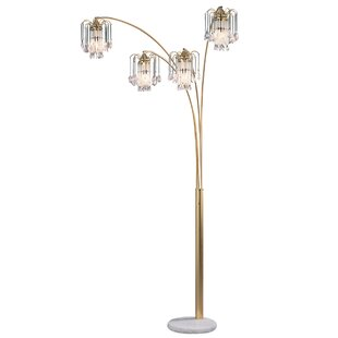 Affordable Vicky 91 Tree Floor Lamp By Rosdorf Park