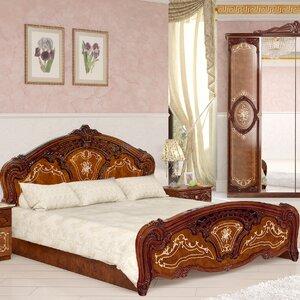 Bett Rosa von Interdesign