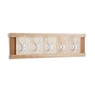 Esther Wall Mounted Coat Rack By August Grove