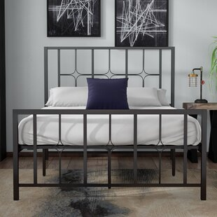 Garrett Queen Platform Bed