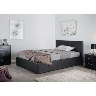 Review Markowitz Upholstered Ottoman Bed