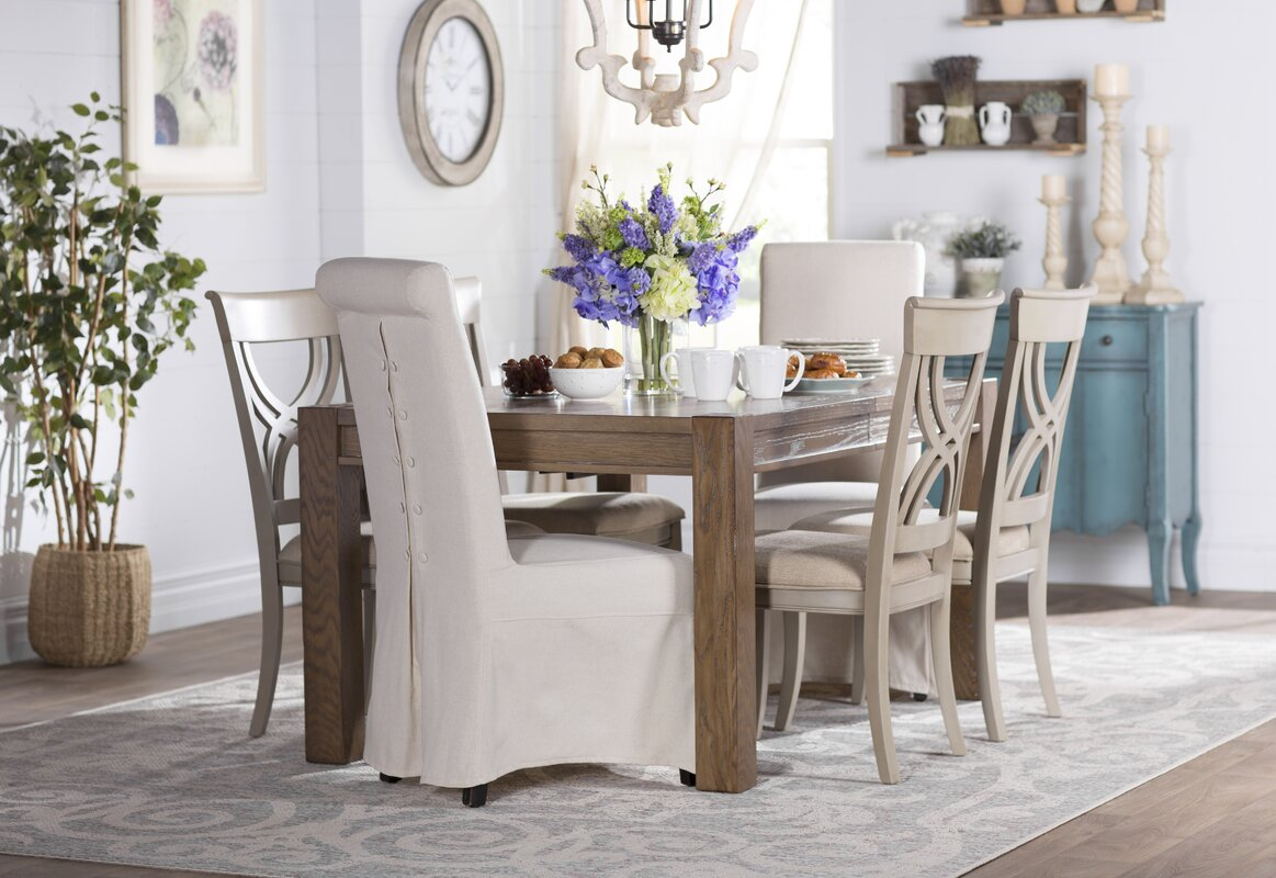 one allium way plessis extendable dining table u0026 reviews wayfair