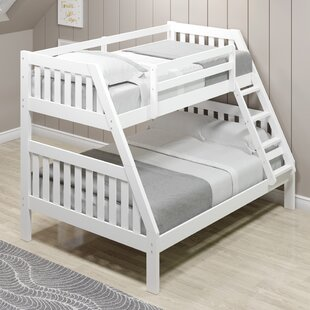 Coverty Twin over Full Bunk Configurations Bed by Harriet Bee