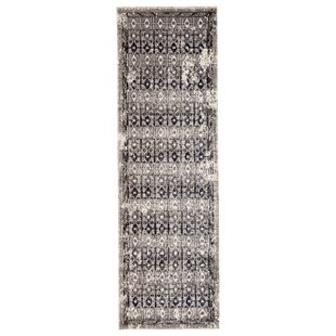 Dooley Pumice Stone/Flint Gray Indoor/Outdoor Area Rug
