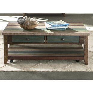 Check Prices Guadalupe Ridge Coffee Table by Loon Peak