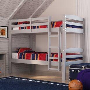 Hendrick Single Bunk Bed By Harriet Bee