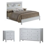 Kennon Standard Configurable Bedroom Set by Three Posts