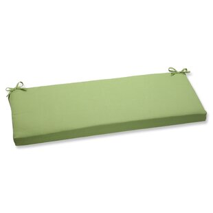 Canvas Indoor/Outdoor Sunbrella Bench Cushion