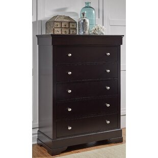 McLelland 5 Drawer Standard Dresser/Chest