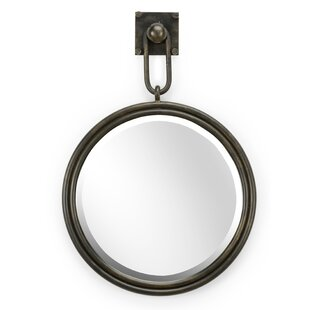 Lucia Accent Mirror by Frederick Cooper