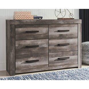 Kennett 6 Drawer Double Dresser