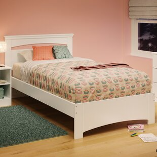 Libra Platform Bed by South Shore