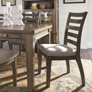 Penwortham Upholstered Dining Chair (Set of 2) Three Posts