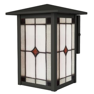 Arthur 1-Light Outdoor Sconce