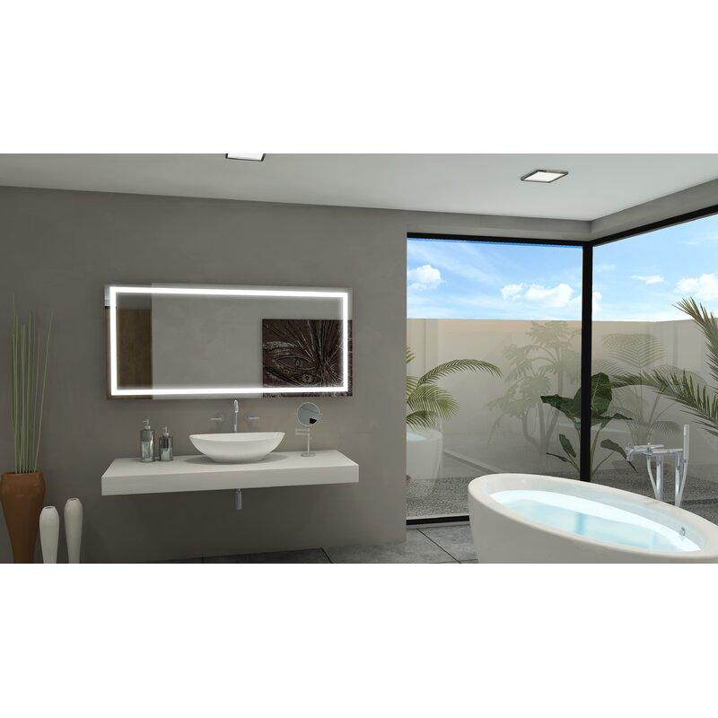 Harmony Illuminated Bathroom/Vanity Wall Mirror