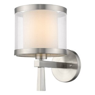 Mcginley 1-Light Armed Sconce ..