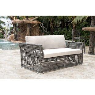 Panama Jack Outdoor Patio Sofa with Cushions