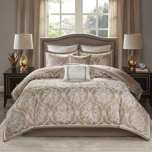 Millikan Jacquard 8 Piece Comforter Set