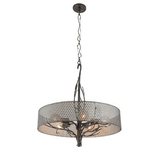 Varaluz Treefold 5-Light Pendant