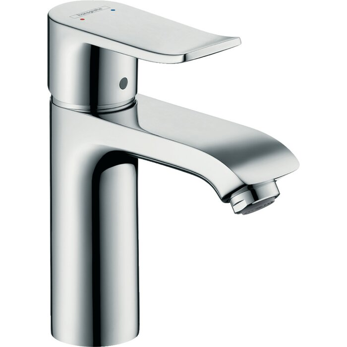 Metris Single Hole Standard Bathroom Faucet