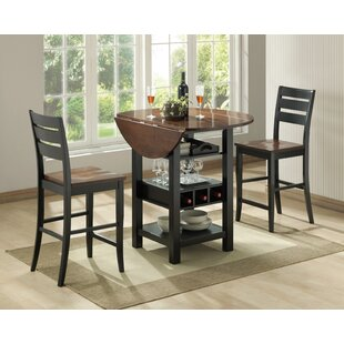 Rosaline 24 Bar Stool (Set of 2) August Grove
