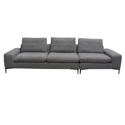 Diamond Sofa Flux Modular Sectional