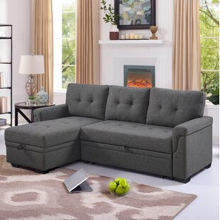 Whitby 86 Reversible Sectional by Ebern Designs