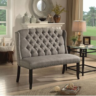 Tennessee Upholstered Bench by Darby Home Co