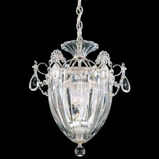Schonbek pendant lights youll love wayfair bagatelle 3 light crystal pendant by schonbek mozeypictures Images