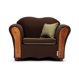 Read Reviews Clarris Kids Cotton Chair ByHarriet Bee