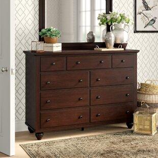 Best Choices Oradell 9 Drawer Dresser by Birch Lane™ Heritage