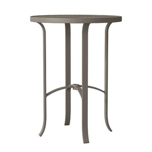 La'Stratta Aluminum Bar Table by Tropitone No Copoun