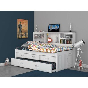Read Reviews Kaitlyn Mate's & Captain's Bed with Trundle by Viv + Rae Reviews (2019) & Buyer's Guide