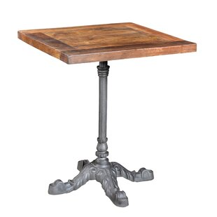 Gallant Wooden Bistro Table By Williston Forge